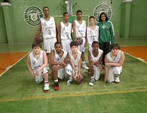 JF Celtics sub 13 - jogos (Foto: JF Celtics/Divulgação)