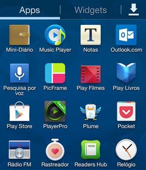 Segunda versão do app 'Rastreador de Namorado' fica visível na tela do smartphone rastreado. (Foto: Reprodução)