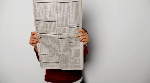 jornal (Foto: ThinkStock)