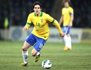 Kaká amistoso Brasil x Itália (Foto: Mowa Press)