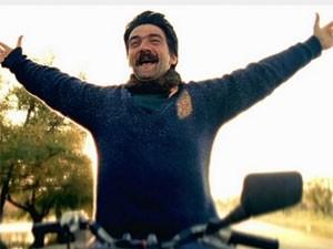 O ator uruguaio César Troncoso em cena do filme 'O banheiro do Papa' (Foto: Divulgação)