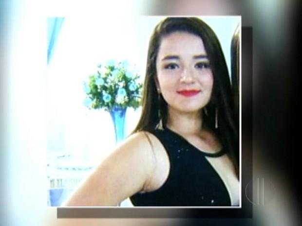 Fernanda Meirelles morreu em um acidente na BR-356, em São João da Barra (Foto: Reprodução/Inter TV)