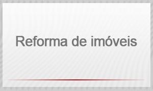 Reforma de imóveis (Foto: G1)