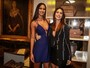 Lais Ribeiro rouba a cena em evento de moda ao lado de beldades em SP