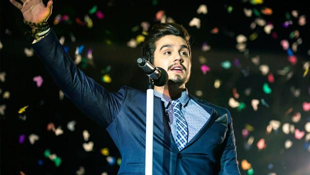 Luan Santana (Foto: Felipe Costa / Multishow)