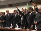 PMDB deixa oficialmente o governo da presidente Dilma Rousseff