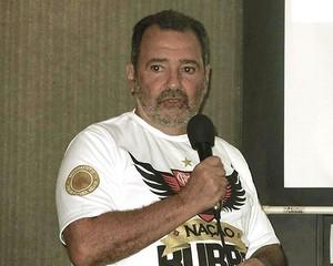Fred Luz diretor de marketing do Flamengo (Foto: Cahê Mota)
