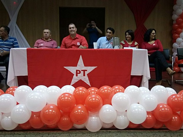 Sued Botelho, que já foi vice-prefeito da cidade, foi lançado candidato em convenção do partido (Foto: Ricardo Caroba/Arquivo pessoal)