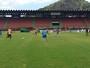 Rominho marca, e Desportiva vence jogo-treino contra o Vitória, no Araripe