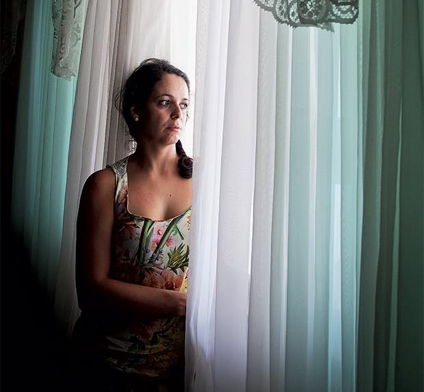 Simone vasconcelos  34 anos (Foto: Letícia Moreira/EPOCA)