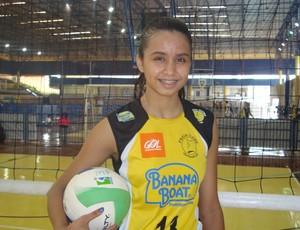 Rafaela Borges Fernandes (Foto: Divulgação/Praia Clube)