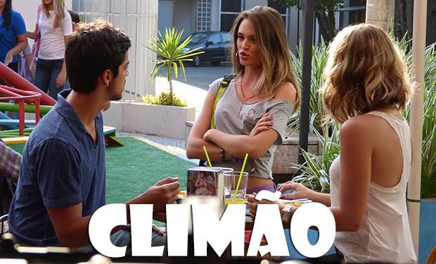 Fatinha x Bruno: explicaí, moreno! (Foto: Malhação / TV Globo)