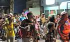 Bloco dos Assombrados anima Zona Sul (Diego Toledano/ G1 AM)