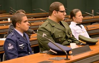 """Forças Armadas garantem seguir com suporte a atletas: """"Manter o patamar"""""""
