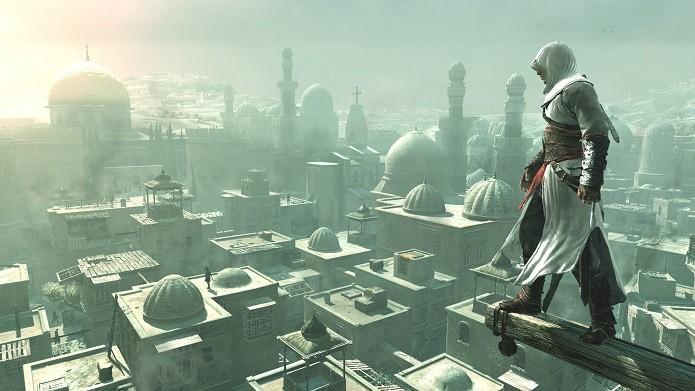 Assassin's Creed  recria toda a história e os mitos por trás de Assassinos e Templários no livro Alamut (Foto: Divulgação)