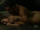 Cena de sexo entre Camila Queiroz e Lombardi repercute nas redes sociais