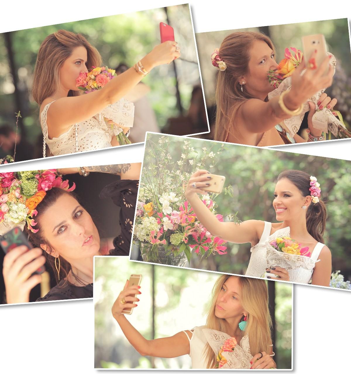 Perrier-Jouët Selfies (Foto: Acervo)