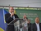 Michel Temer defende em Rondônia necessidade de se 'reunificar' o país