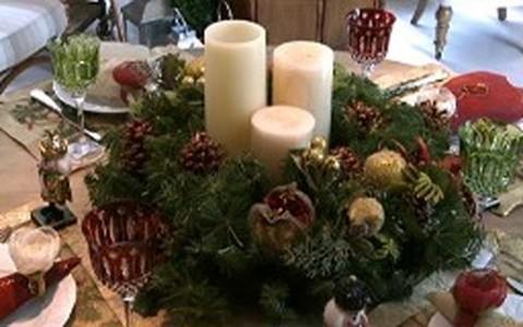Dicas de como decorar a mesa da ceia de Natal