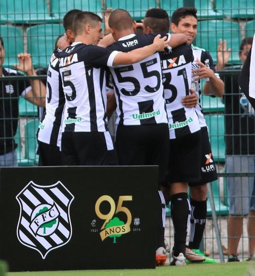 presentão (Luiz Henrique/Figueirense FC)