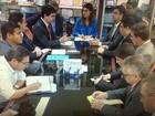 Comitiva do Amapá discute no AM regulamentação da Zona Franca Verde