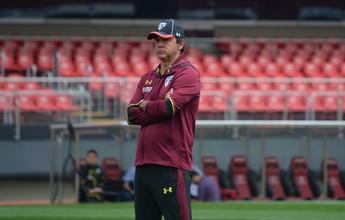 Pé na fôrma! Ricardo Gomes coloca São Paulo para treinar chutes a gol