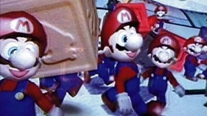 Super Mario 128 é um dos mais famosos títulos cancelados do mascote (Foto: Games Aktuell)