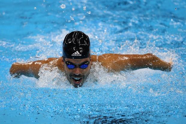 Daniel Dias (Foto: Buda Mendes/Getty Images)