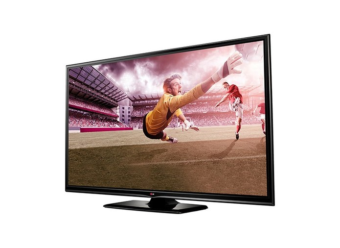 Smart TV da LG traz telona de 50 polegadas e resolução Full HD (Foto: Divulgação/LG)