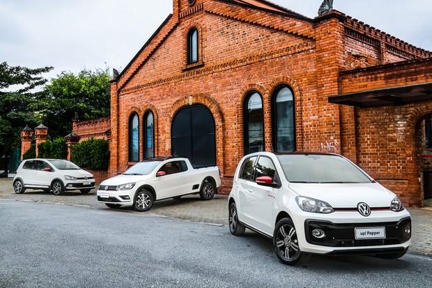 Volkswagen lança linha Pepper (Foto: Divulgação)