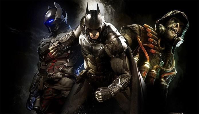 Batman terá que enfrentar vários vilões, além do inédito Arkham Knight, no novo jogo (Fot: Divulgação)
