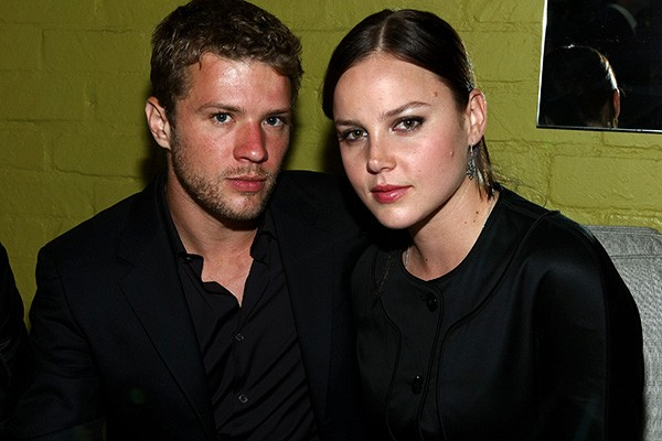 Ryan Phillippe e Abbie Cornish (Foto: Getty Images)