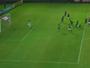 """Luciano, da Portuguesa-RJ, evita gol do Flamengo e é o """"vilão"""" da rodada"""