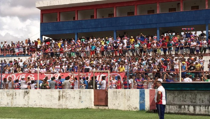 Fortaleza, Treino, Torcida, Preparação, Alcides Santos, Pici (Foto: Nodge Nogueira/FortalezaEC.net)