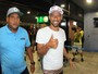 Grêmio lembra Zé Roberto e elogia Léo Moura, analisado pelo clube