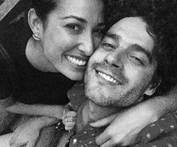 Gisele Itié e Guilherme Winter (Foto: Reprodução/Instagram)