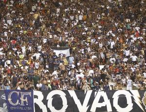Torcida azulina (Foto: Marcelo Seabra/O Liberal)