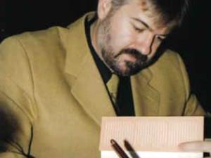 Darrell passou a estudar sobre o assunto após sonhar com Rosângela (Foto: Arquivo Pessoal/ Darrell Champlin)