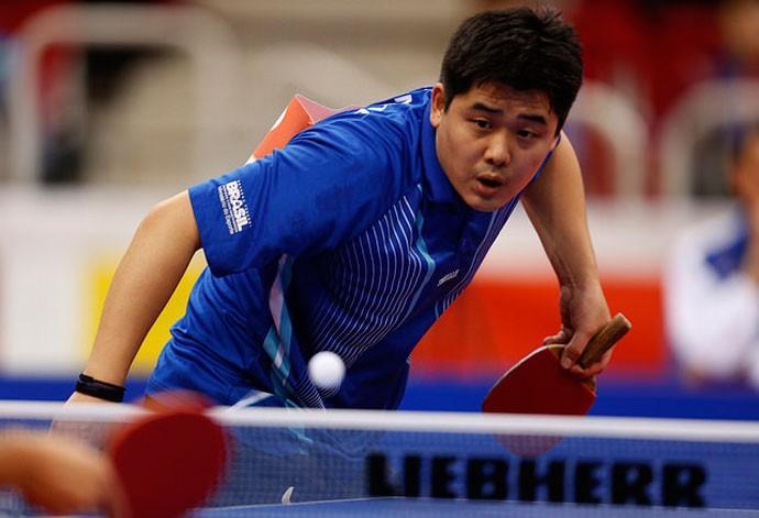 Cazuo Matsumoto, Tênis de Mesa (Foto: Divulgação)