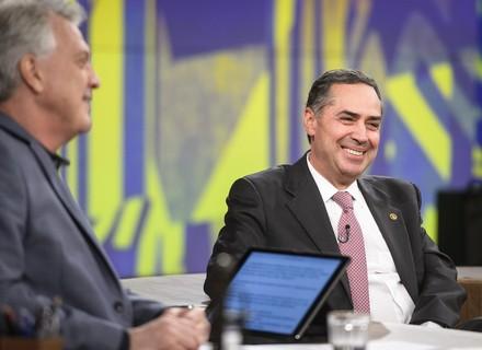 Ministro do STF Luís Barroso analisa a política: 'A poeira foi escancarada, não foi jogada para debaixo do tapete'
