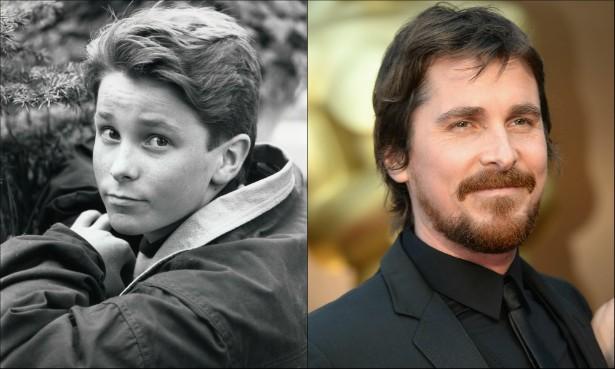 Christian Bale. (Foto: Divulgação e Getty Images)