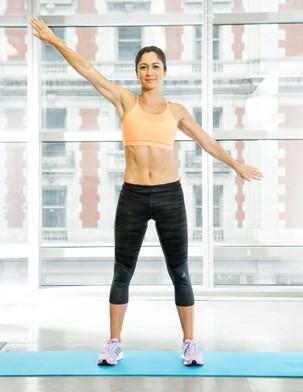 exercício-06 (Foto: Benjamin Ritter/Glamour US)