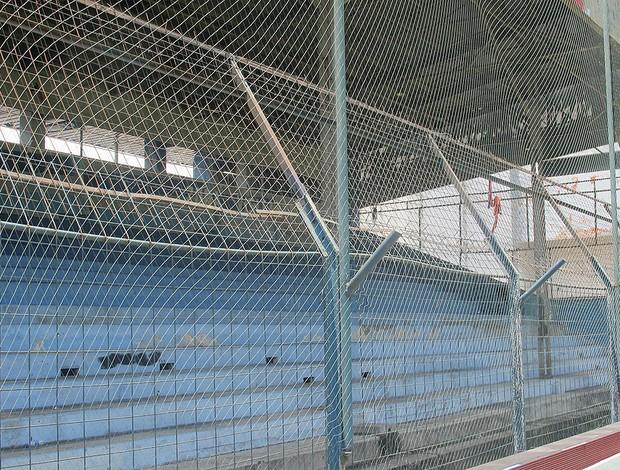O estádio George Capwell - Emelec (Foto: Richard Fausto de Souza / Globoesporte.com)