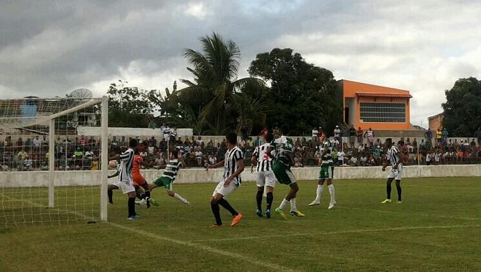 Murici disputa jogo treino contra Matriz no José Gomes da Costa (Foto: Jailson Colácio/Divulgação Murici)
