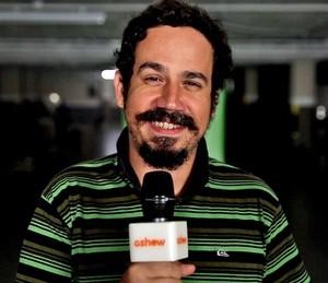 Ricardo Spencer, diretor de videoclipes de 'Mister Brau' (Foto: Paulo Gonçalves/Gshow)