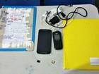 Presidiário é flagrado com anotações de vítimas de golpes por telefone