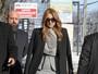 Céline Dion vai ao funeral do irmão um dia após ir ao do marido