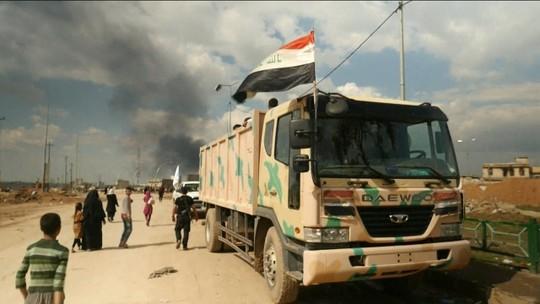 Iraque investiga morte de civis em bombardeios em Mossul