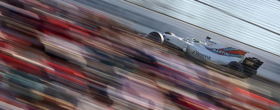Felipe Massa ficou com a sexta colocação no GP da Austrália (Foto: Getty Images)