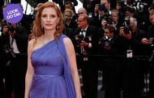 Look do dia: Jessica Chastain brilha no Festival de Cannes
